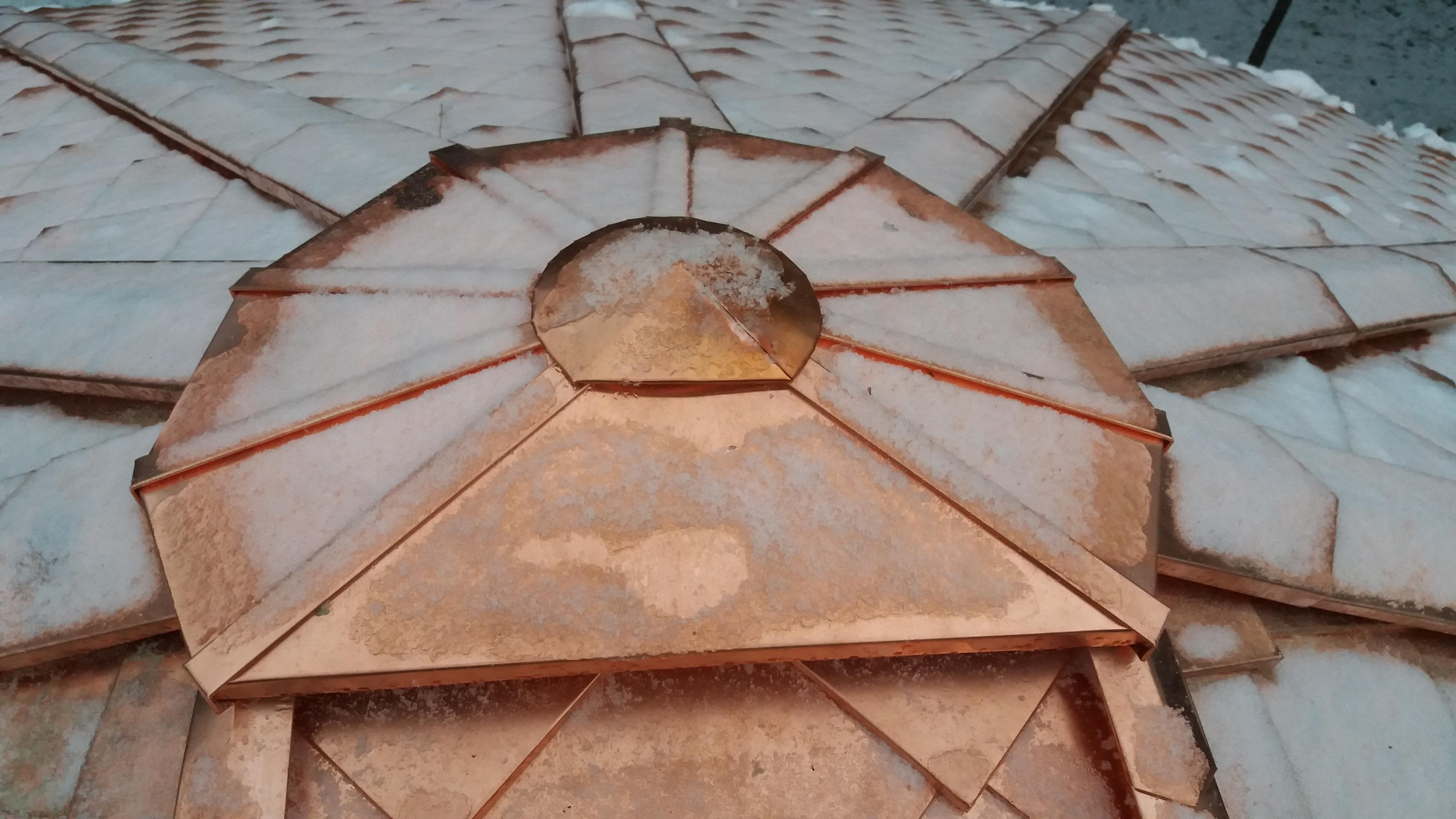 Belarus Copper Work